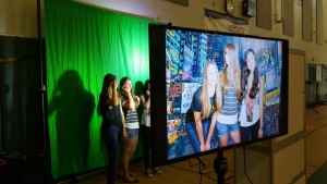 Green Screen Photo Booth, School Photo Booth, Fun Photo Booth