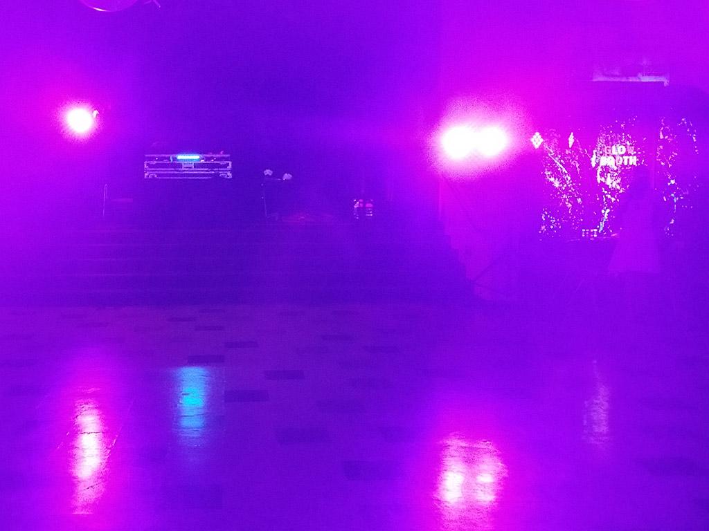 video dancefloor